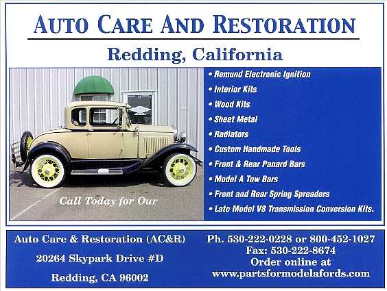 Auto Care and Restoration